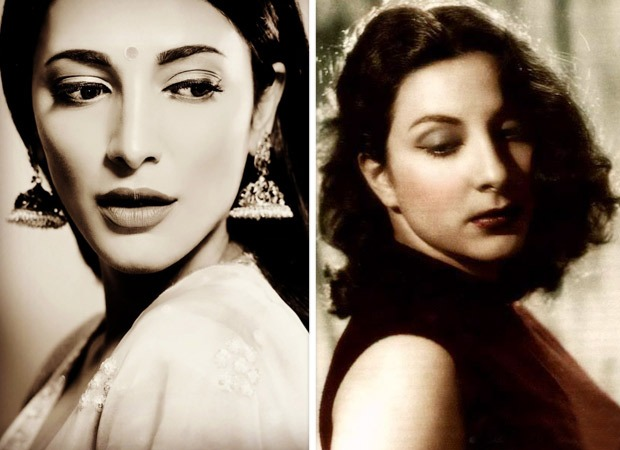 Shruti Haasan's resembles Nargis Dutt in this picture and we're blown by her beauty!