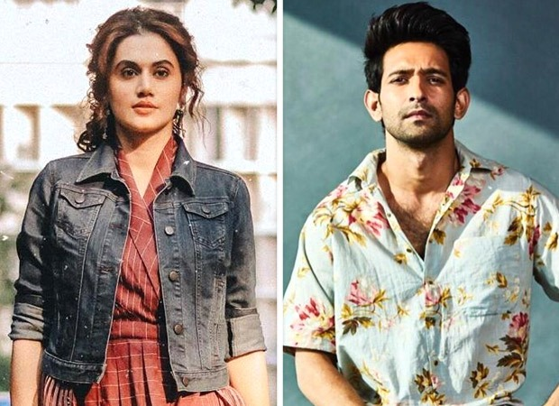 Taapsee Pannu and Vikrant Massey finalized for T-Series & Aanand L Rai's mystery production