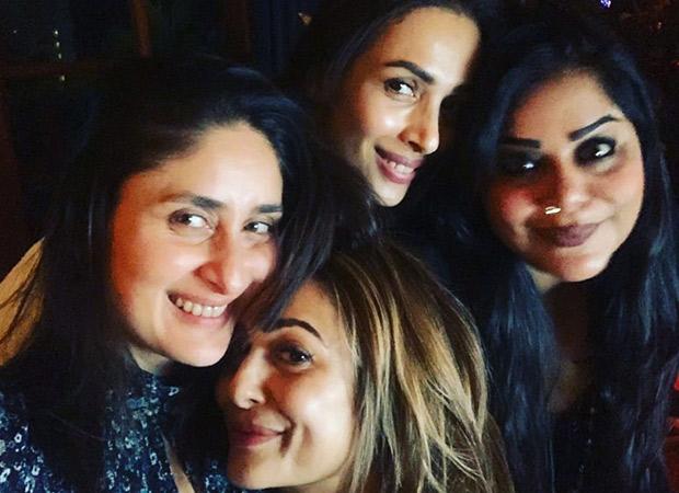 The 'OG' girl gang Kareena Kapoor Khan, Malaika Arora, Amrita Arora reunite for a cosy night in