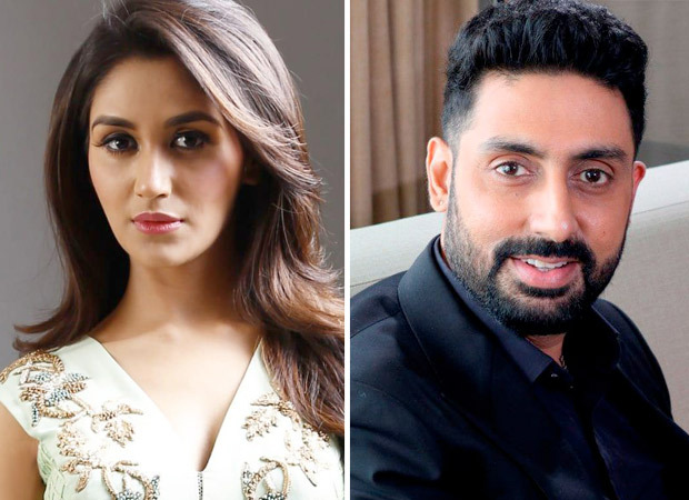 The Big Bull: Nikita Dutta to play Abhishek Bachchan's love interest