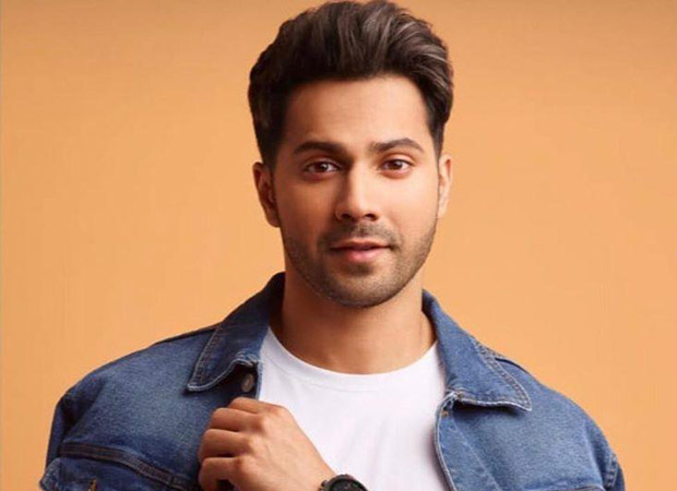 VIDEO Varun Dhawan plays peek-a-boo on sets with a kid and it is going to drive your Monday blues away!