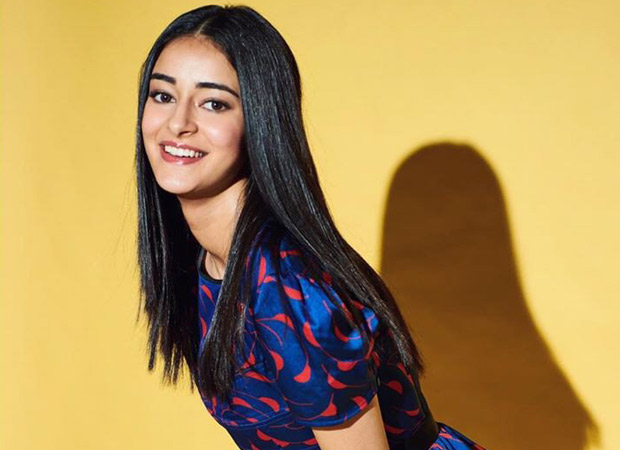 Ananya Panday Poses With Her 'tony Stark' And The 'hottest Principal', Check Out Here
