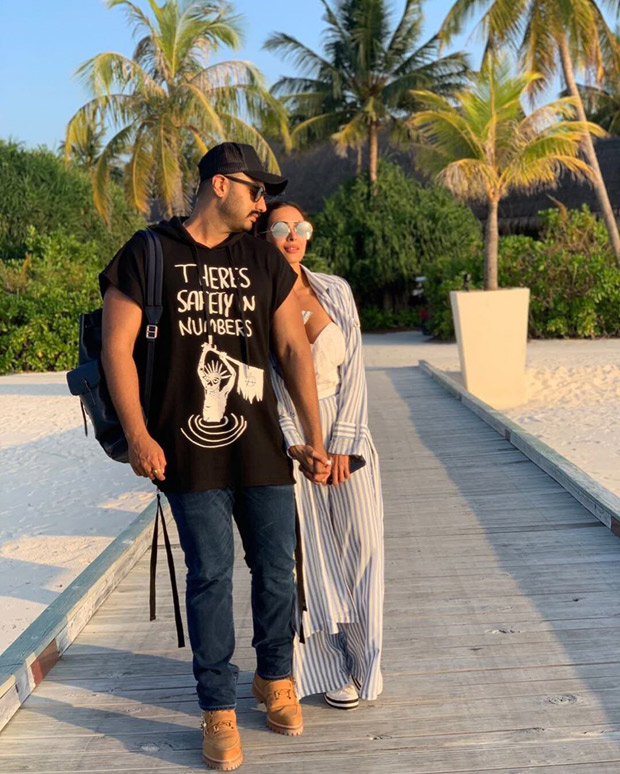 Malaika Arora feels that beau Arjun Kapoor is BAD at this one thing
