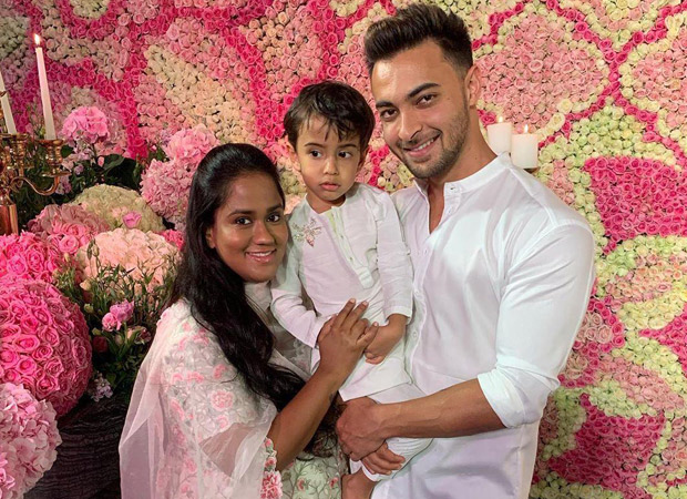 Aayush Sharma and Arpita Khan Sharma's second child to be born on Salman Khan's birthday?