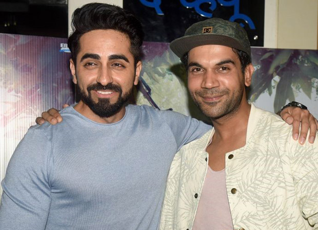 Watch: Ayushmann Khurrana and Rajkummar Rao stir up a storm on the dance floor at Bala success party