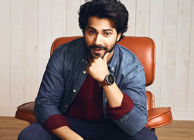 Coolie No. 1: Varun Dhawan has an adorable company on the sets