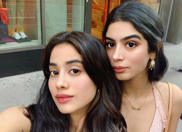 Janhvi Kapoor wishes sister Khushi Kapoor on her birthday with unseen photos and videos