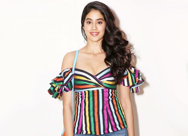 Janhvi Kapoor Is Here To Take Your Mid-week Blues Away With Some Good Vibes