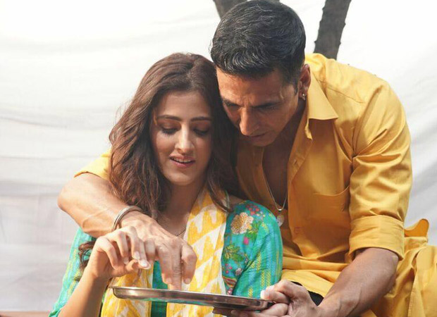 """""""had Butterflies In My Stomach"""": Nupur Sanon On Shooting Her Debut Music Video With Akshay Kumar"""