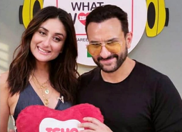 """""""Don't be salty, Saif"""" – says Kareena Kapoor Khan to Saif Ali Khan in the first teaser of her talk show What Women Want"""