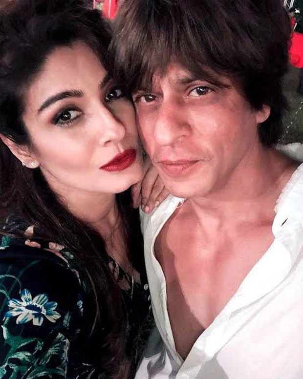 Shah Rukh Khan thinks Raveena Tandon is the best-scented heroine! Read more
