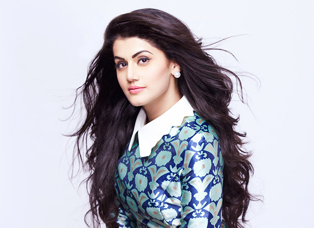 """I would continue to work in the South"": Taapsee Pannu at IFFI Goa"