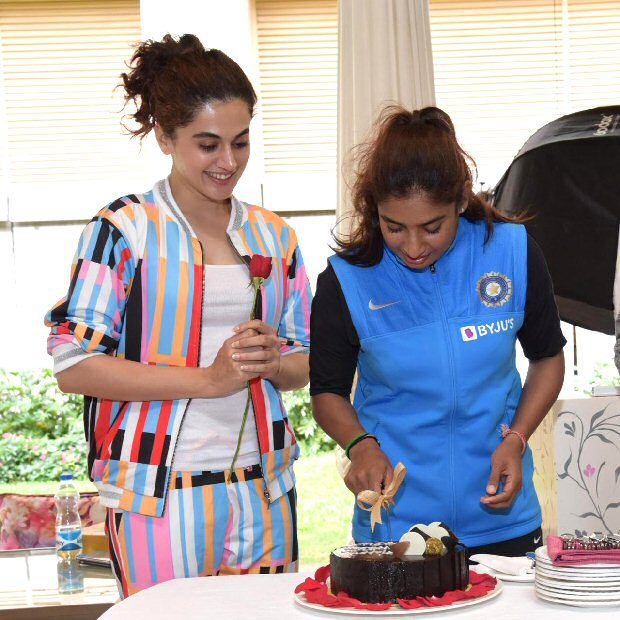 """""""I am attracted to bio-pics and especially to those about sportspersons"""" says Taapsee Pannu on her Mithali Raj bio-pic"""