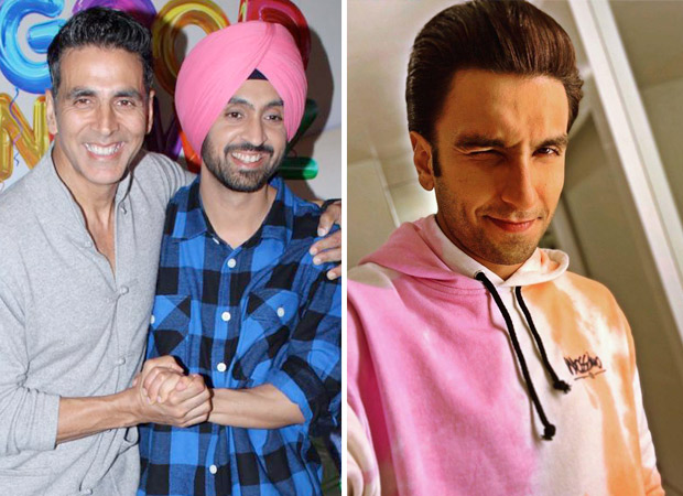 Akshay Kumar talks about his Punjabi connection with Diljit Dosanjh and how Ranveer Singh is like a kid on the sets!