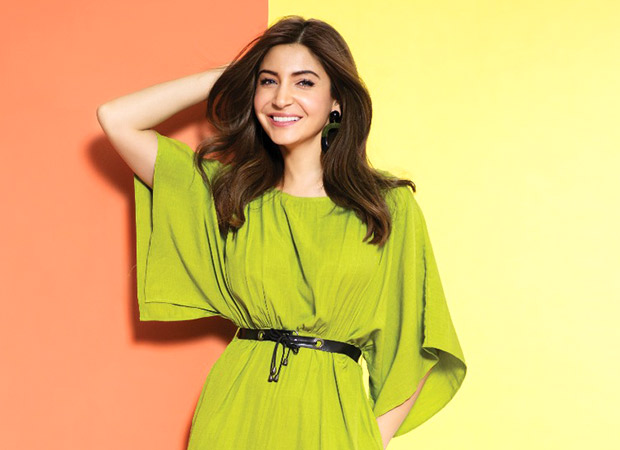 Anushka Sharma's latest campaign on Twitter urges the netizens to post happy tweets