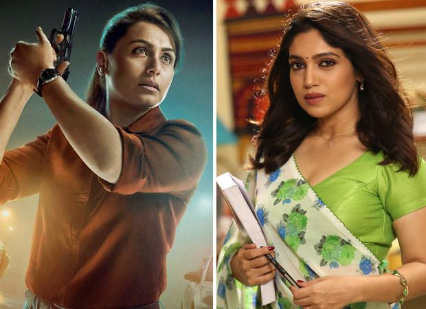 Box Office - Mardaani 2 and Pati Patni aur Woh keep audiences interested - Friday updates