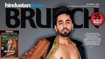 Ayushmann Khurrana On The Covers Of Brunch