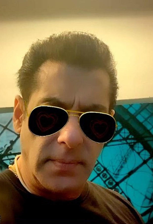 Dabangg 3: Salman Khan and Sonakshi Sinha use Chulbul Pandey's filter as it takes over Facebook, Instagram and Snapchat!