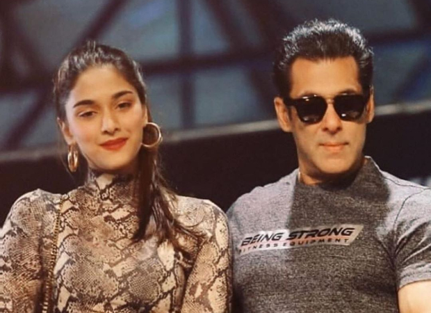 "Dabangg 3 Salman Khan says, ""Saiee does not do anything she's not supposed to"""