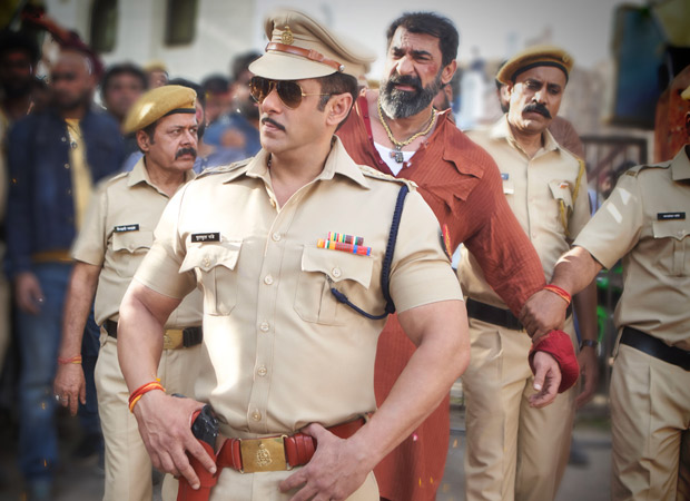 Dabangg 3 collects approx. 3.8 mil. USD [Rs. 27.05 cr.] in overseas