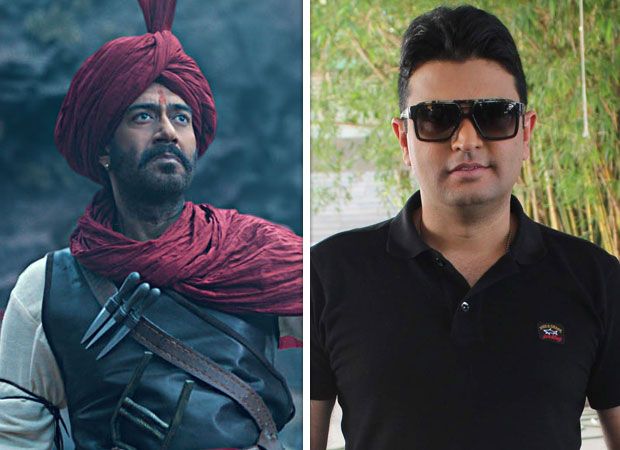 "EXCLUSIVE ""Bhuj The Pride Of India's teaser won't be attached with Tanhaji The Unsung Warrior"" - Bhushan Kumar"