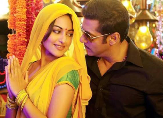 Sonakshi Sinha credits Salman Khan for making her realise her true calling