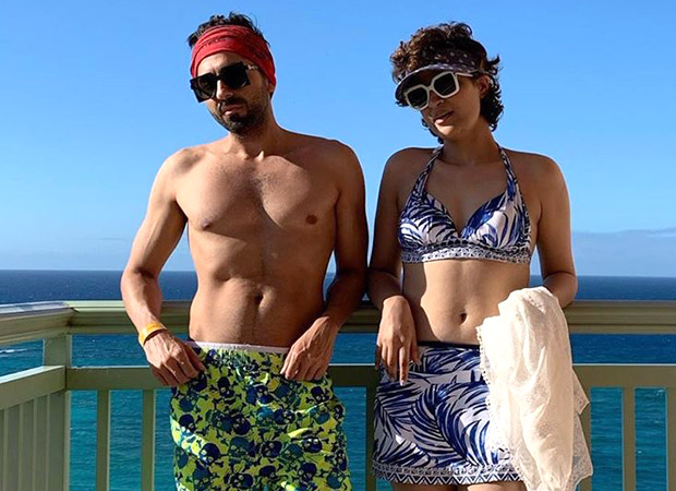 Ayushmann Khurrana celebrates Christmas in the Bahamas with wife Tahira Kashyap by his side, see photos