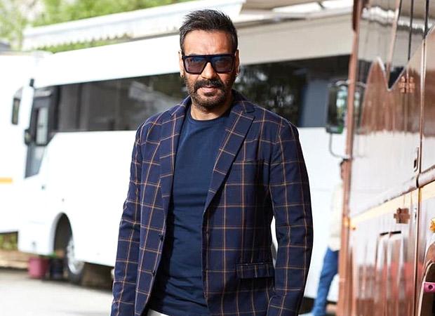 Maidaan: Ajay devgn wraps the film's third schedule in Kolkata