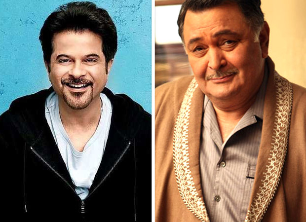 On Anil Kapoor's birthday, Rishi Kapoor compliments the actor on his royal look in Takht