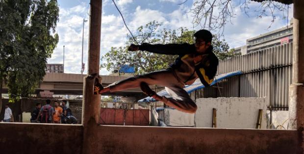 Abhimanyu Dassani heads to Turkey to master Capoeira for his next, Nikamma