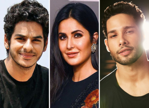 Ishaan Khatter, Katrina Kaif, Siddhant Chaturvedi's horror comedy titled Phonebooth?