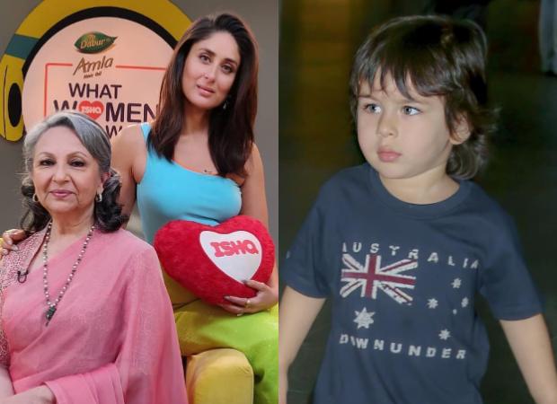 Kareena Kapoor Khan hopes Taimur will be relegated after Virat Kohli and Anushka Sharma have a kid