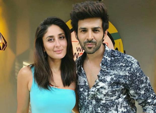 Kareena Kapoor Khan says Kartik Aaryan should NOT use dating apps