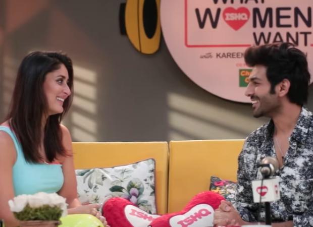 Kartik Aaryan opens up to Kareena Kapoor Khan about his Pyaar Ka Punchnama films being called misogynistic