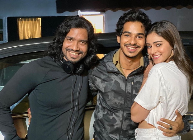 Khaali Peeli: Ananya Panday and Ishaan Khatter celebrate last shoot day for the year