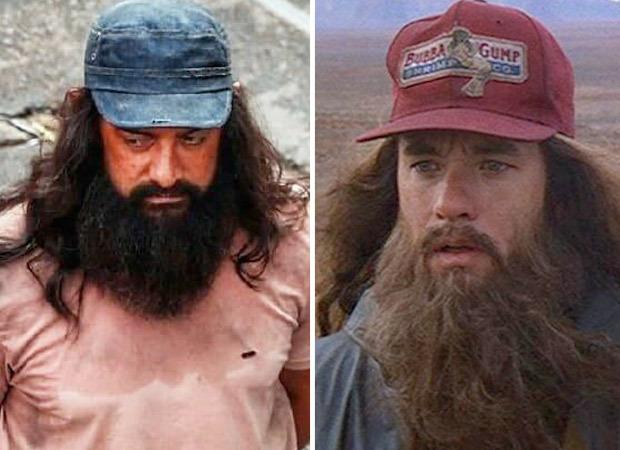 Laal Singh Chaddha: Aamir Khan sports unkempt beard and hair while shooting at Howrah Bridge