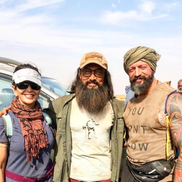 Laal Singh Chaddha From Jaisalmer to Goa, Aamir Khan extensively shoots for his next
