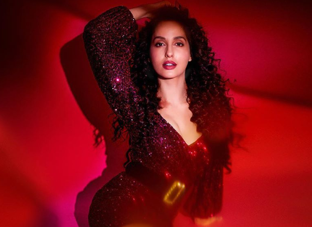 Nora Fatehi injured her knees while shooting 'Garmi' song on the sets of Street Dancer 3D