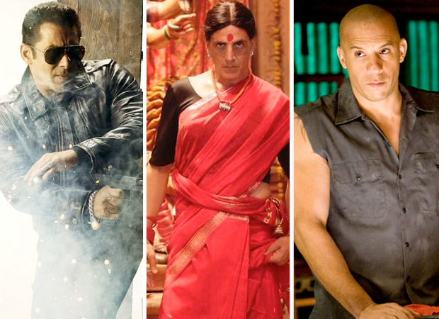 Radhe vs Laxmmi Bomb vs Fast & Furious 9: Trade experts voice their concern on this three-way clash on Eid 2020!