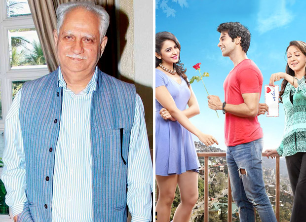 Ramesh Sippy makes a comeback after 25 Years with Shimla Mirchi