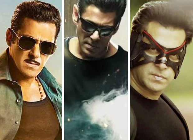 Salman Khan reveals the plans for a crossover film featuring Chulbul Pandey, Radhe and Kicks