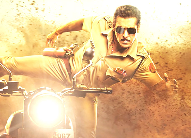 Salman Khan starrer Dabangg 3 loses approx. Rs. 20 cr. in its opening weekend due to anti-CAA protests