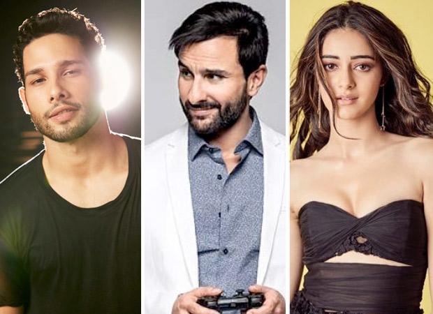 Siddhant Chaturvedi joins Saif Ali Khan and Ananya Panday for Rahul Dholakia's next