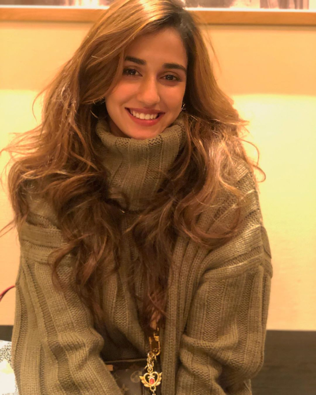 Vacay Mode On! Disha Patani enjoys sweater weather in Japan