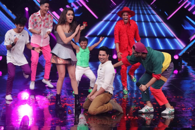 Varun Dhawan reveals he had a huge CRUSH on Street Dancer 3D co-star Shraddha Kapoor