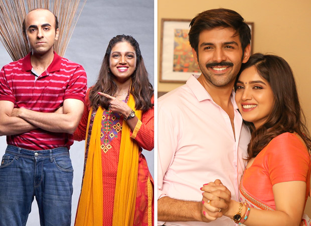 With 6 films in the pipeline and INCREDIBLE box office track record, here's why Bhumi Pednekar is the 'female Akshay Kumar'!