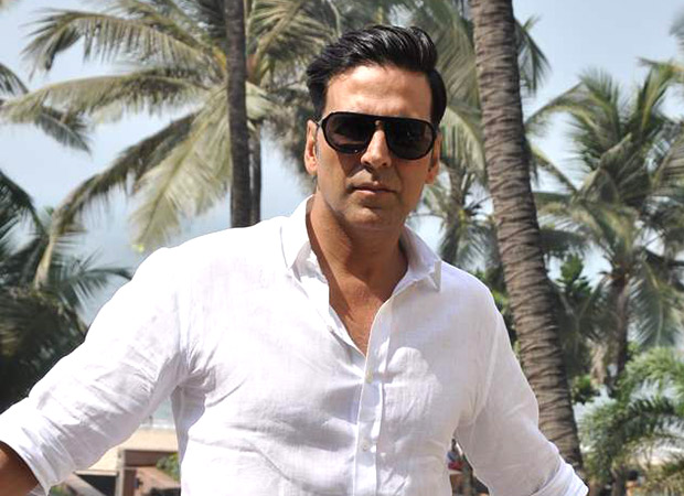 Akshay Kumar calls himself a 'ladies' man'! Read more
