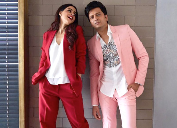 """""""I'm always in the mood for you""""- Genelia D'Souza writes the sweetest birthday wish for Riteish Deshmukh"""
