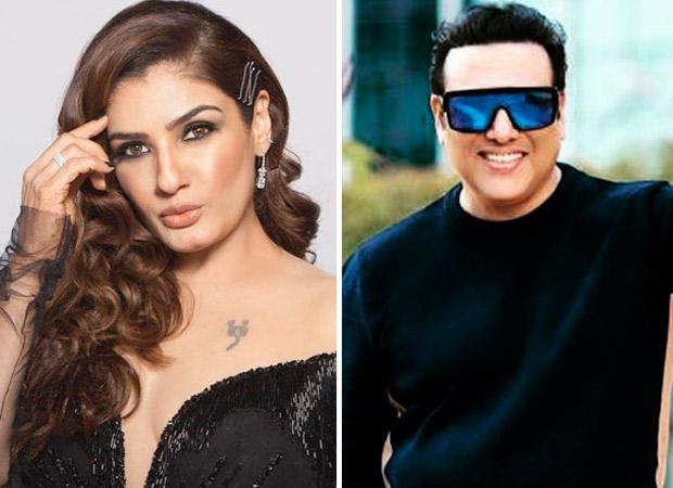 Raveena Tandon shares a video wishing co-star Govinda on his birthday