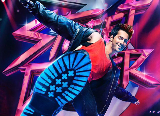 Street Dancer 3D: Varun Dhawan's new poster makes fans more eager for the film